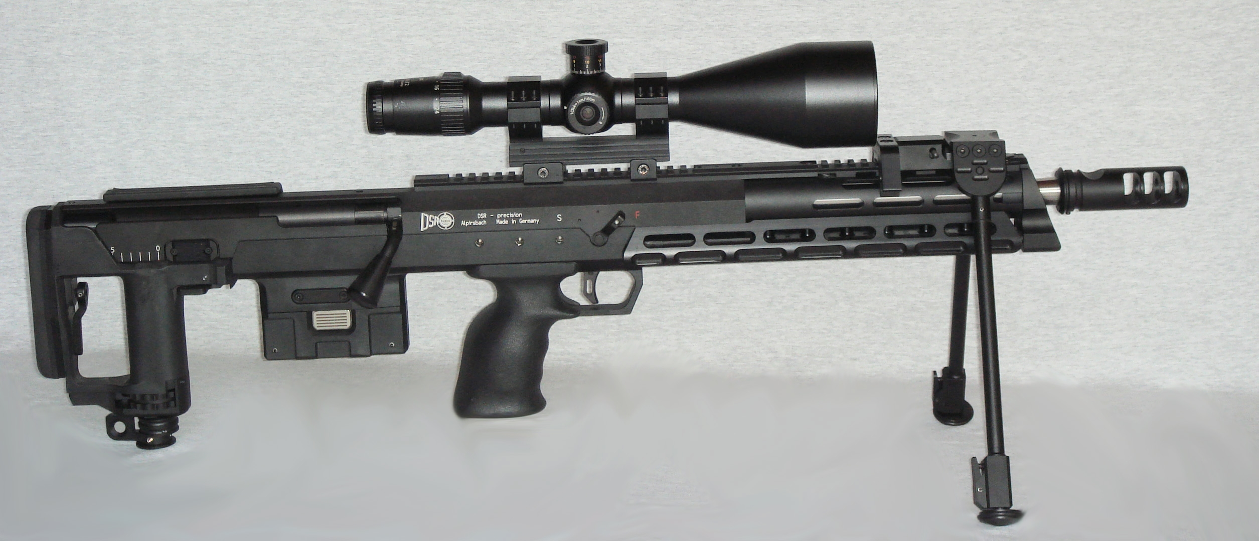 Dsr 3 sporter not yet available