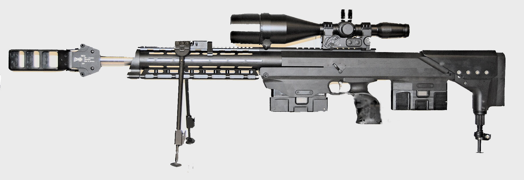 Global Rifle specialists in accuracy and long range shooting